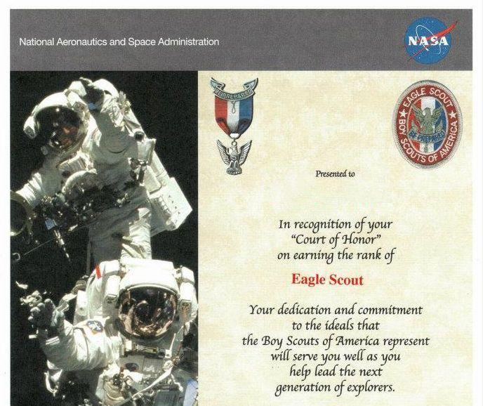 Eagle Scout Letters Go Digital Eagle Scout Eagle And Envelopes