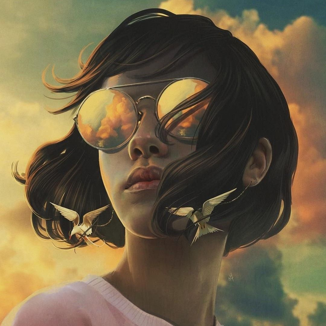 Title Unknown Artist Unknown Source Artwoonz Com Illustration Art Aykut Aydogdu This Post Is Bought To You By Masked Miner Illustration Art Art Artist