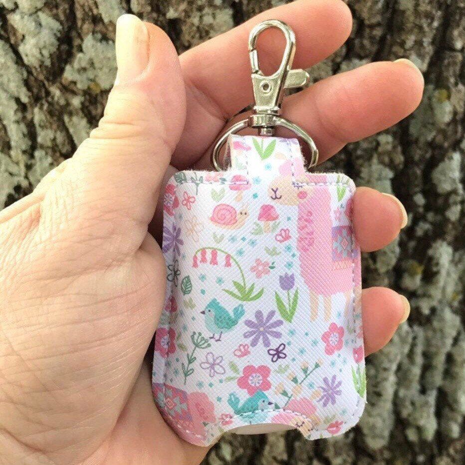 When Your Pocketbac Hand Sanitizer Holder Doubles As A Luggage Tag