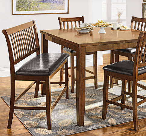 This Dining Table By Northcrest Is Perfect For Family Dinner Shopko Kitchen Dining Furniture Dining Furniture Furniture
