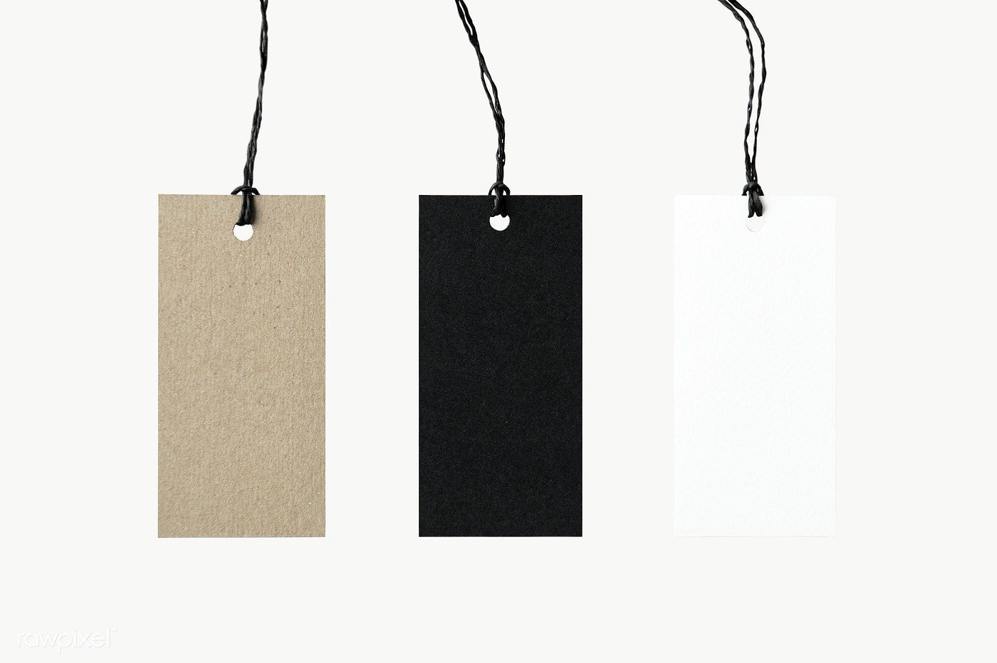 Paper Tag Mockup Premium Image By Rawpixel Com Nam Paper Tags Mockup Handmade Tags