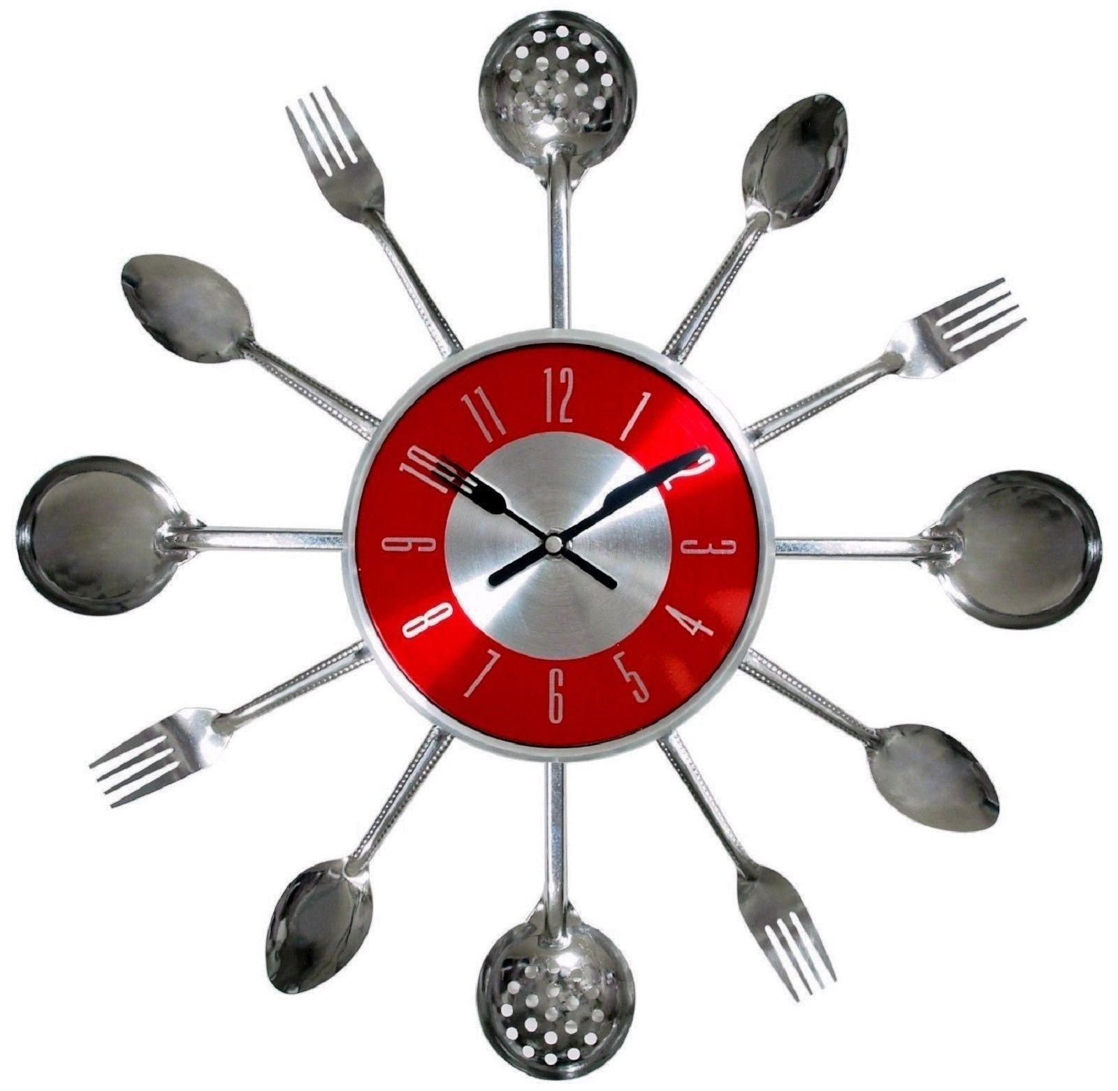 RETRO Spoon Fork Kitchen Utensils 17\