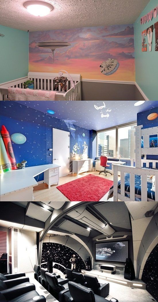 Ultimate star wars room decor if you want to make your childs bedroom looks like