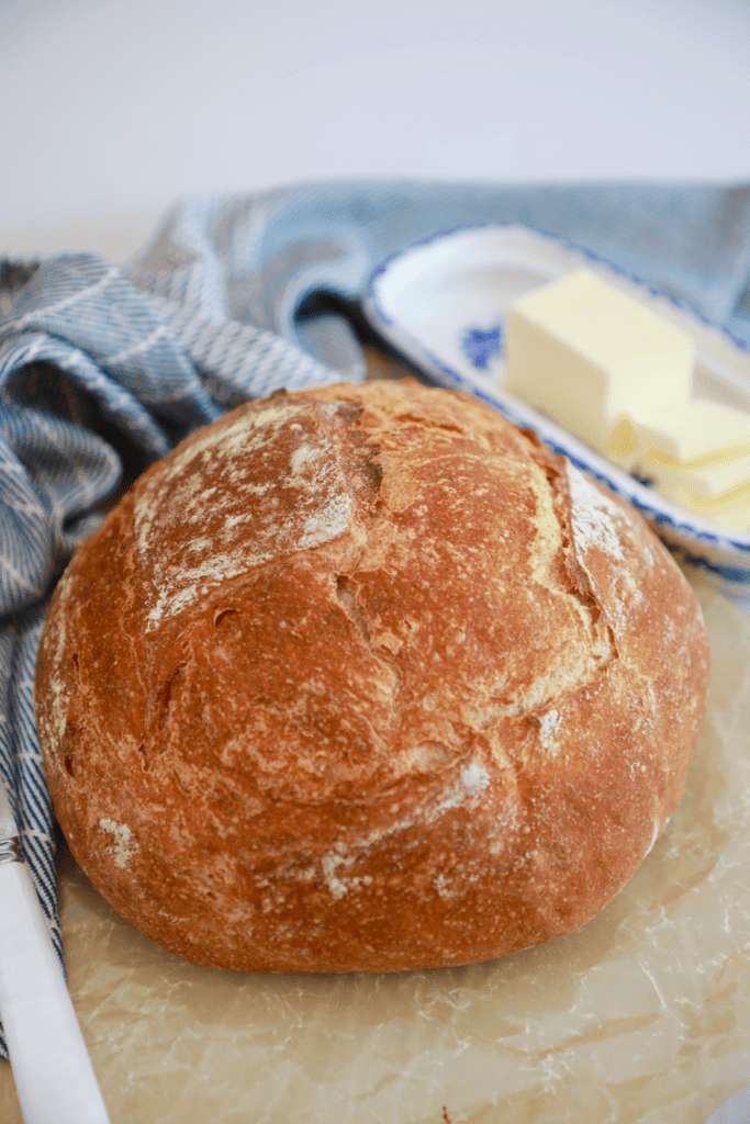 One Loaf Whole Wheat Bread Recipe