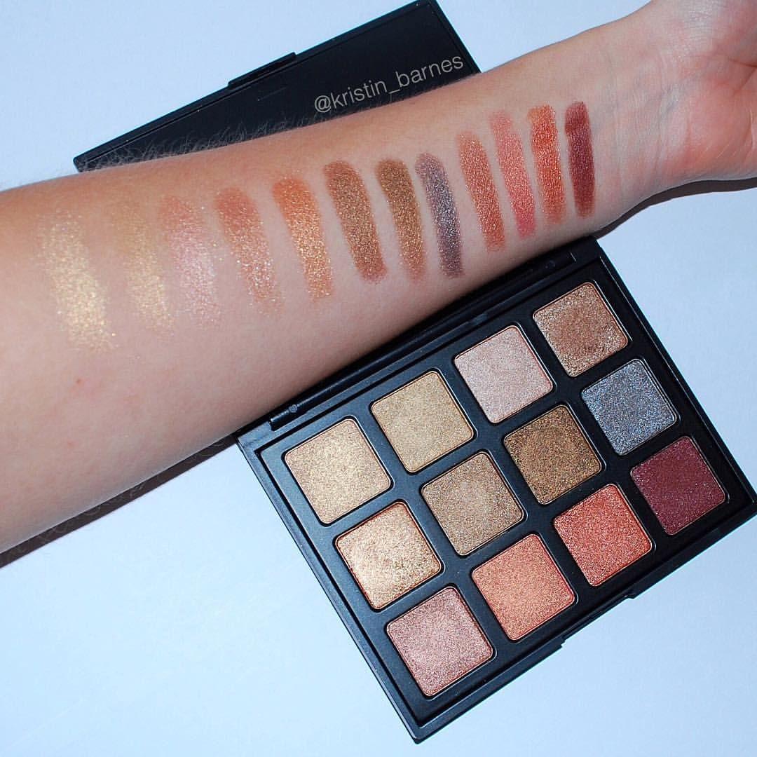 Morphe Brushes 12S Soul of Summer Palette Makeup blog