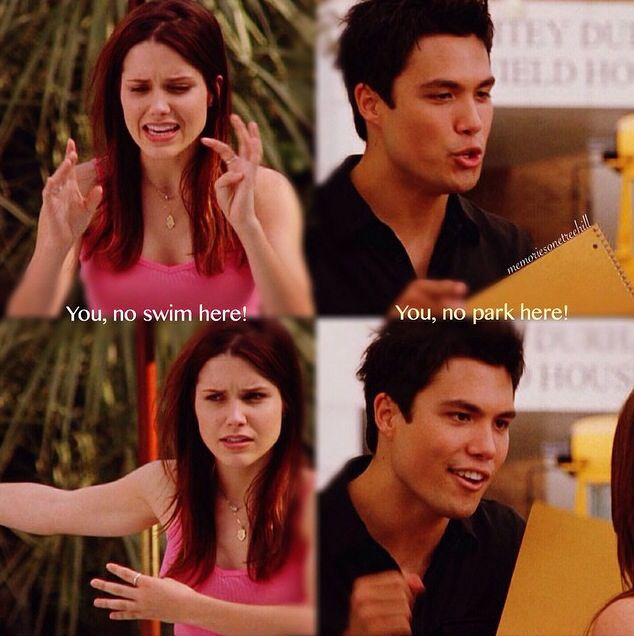 Brooke And Felix I Hated Their Friend With Benefits Relationship Thing One Tree Hill One Tree Hill Quotes One Tree