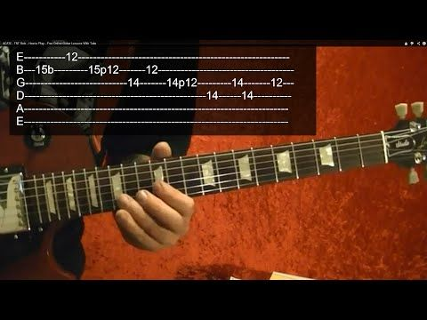 10 Must Learn Rock Guitar Riffs With Printable Tabs Online Guitar Lessons Learn Guitar Chords Guitar Riffs