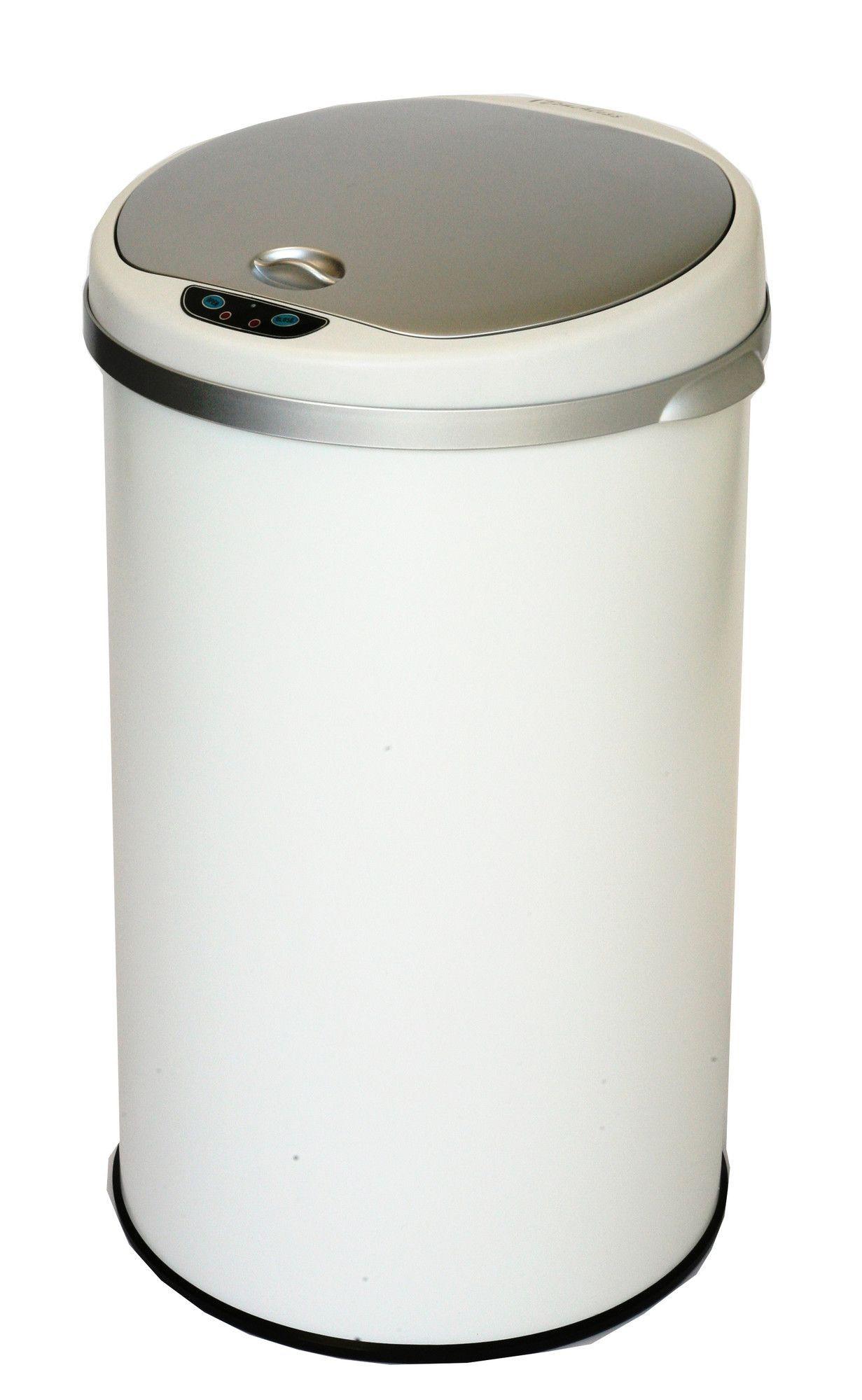 Deodorizer Round Sensor Trash Can