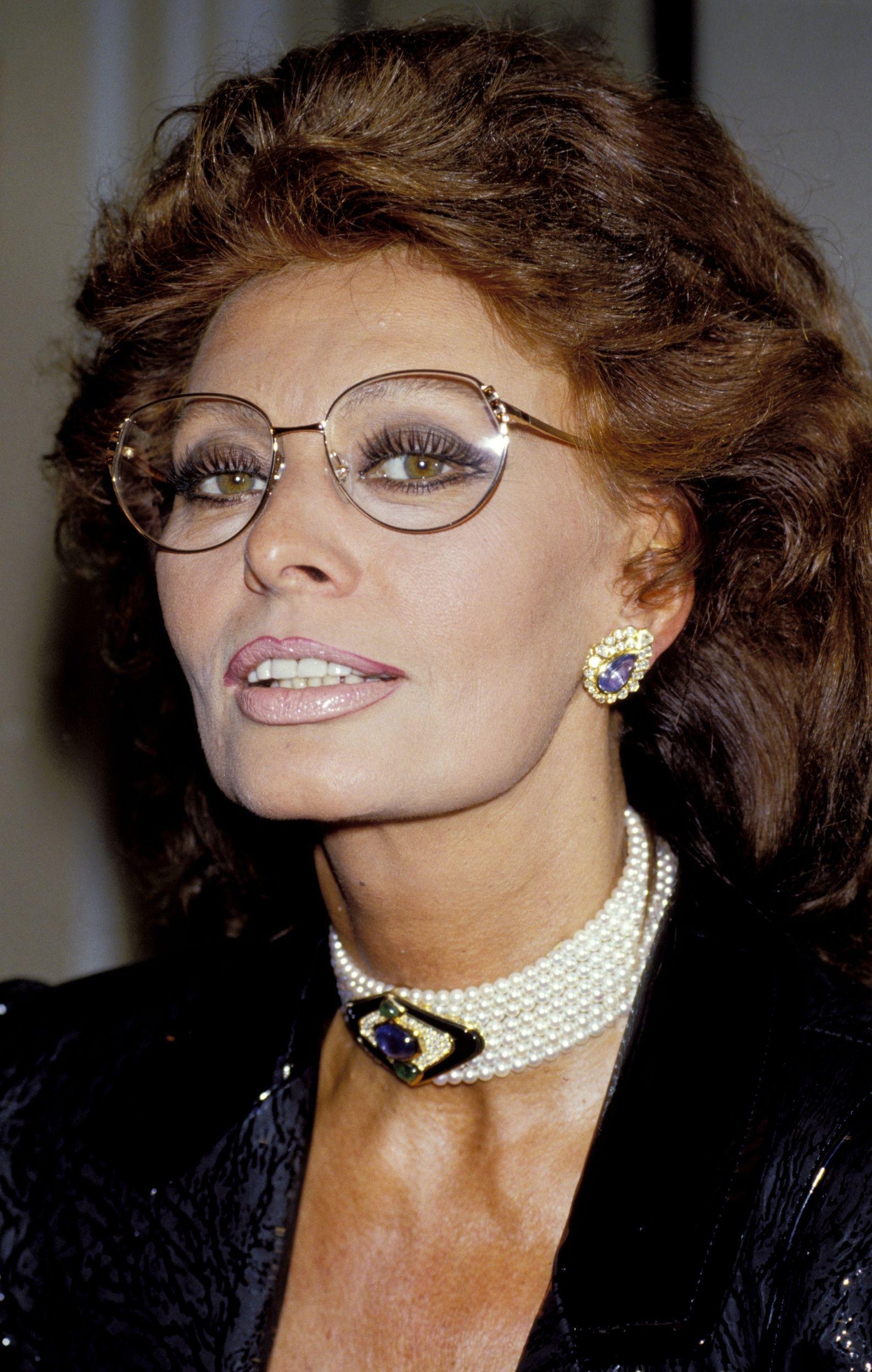 Sophia Loren Then And Now Sophia Loren Sophia Loren Makeup Sophia Loren Style