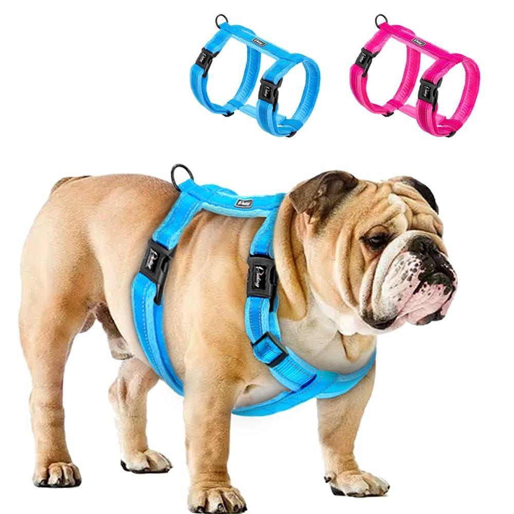 Reflective No Pull Dog Walking Harness In 2020 Dog Walking Dog