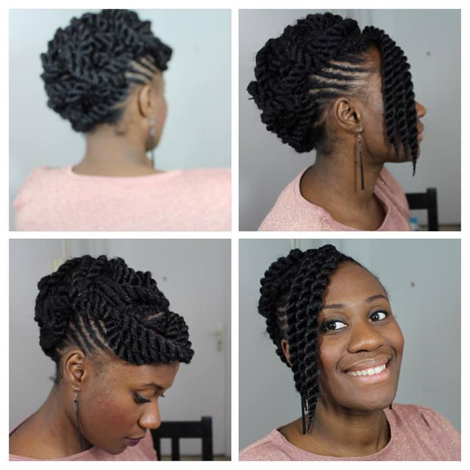 Crochet braid banana hairstyle read the article here