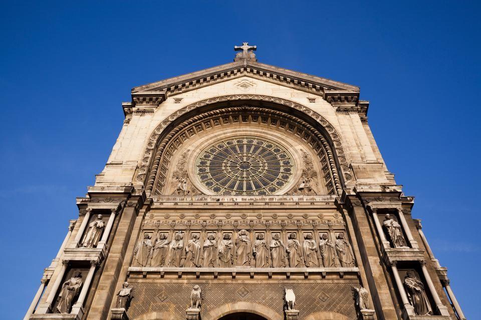 Church of Saint Augustin, Paris por Fotopedia Editorial Team