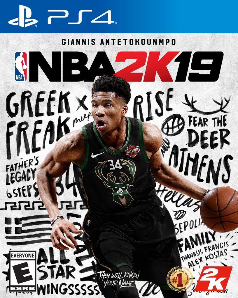NBA 2K19, 2K, PlayStation 4 | Playstation 4 Video Games
