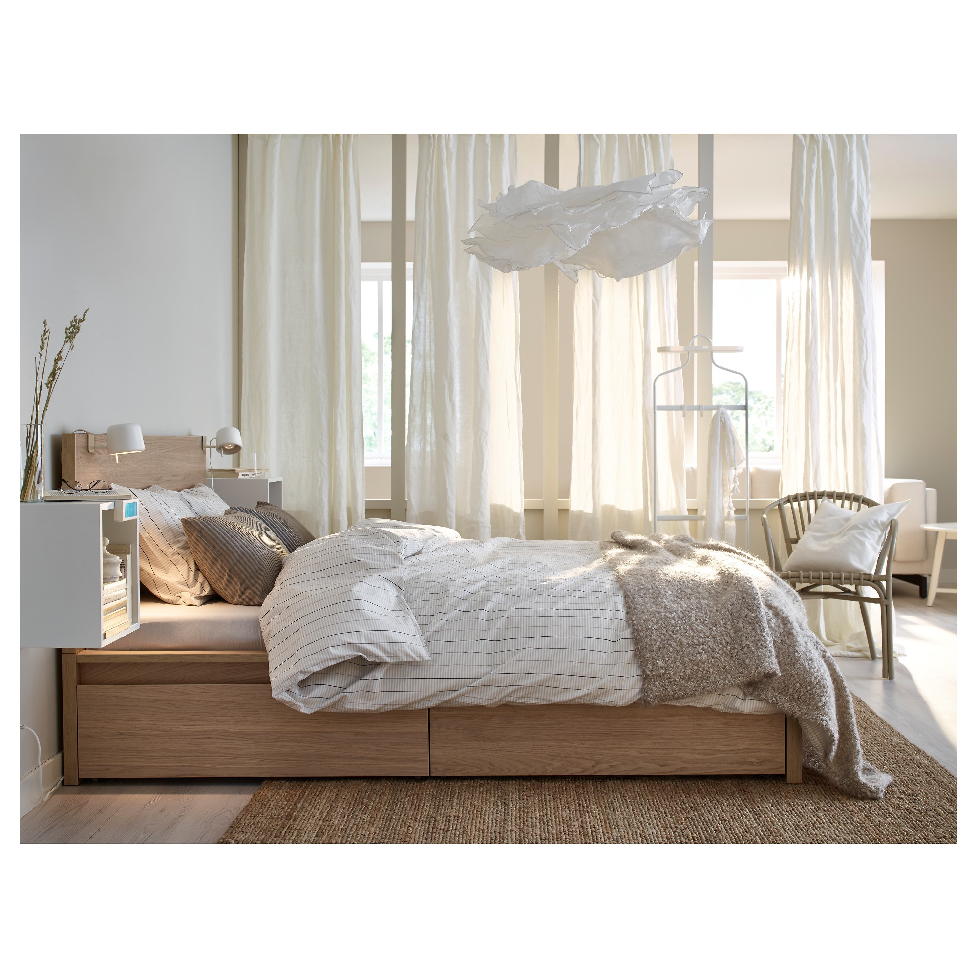 Krusning Pendant Lamp Shade White 33 Ikea Pendant Lamp Shade Oak Bedroom Furniture Ikea Malm Bed