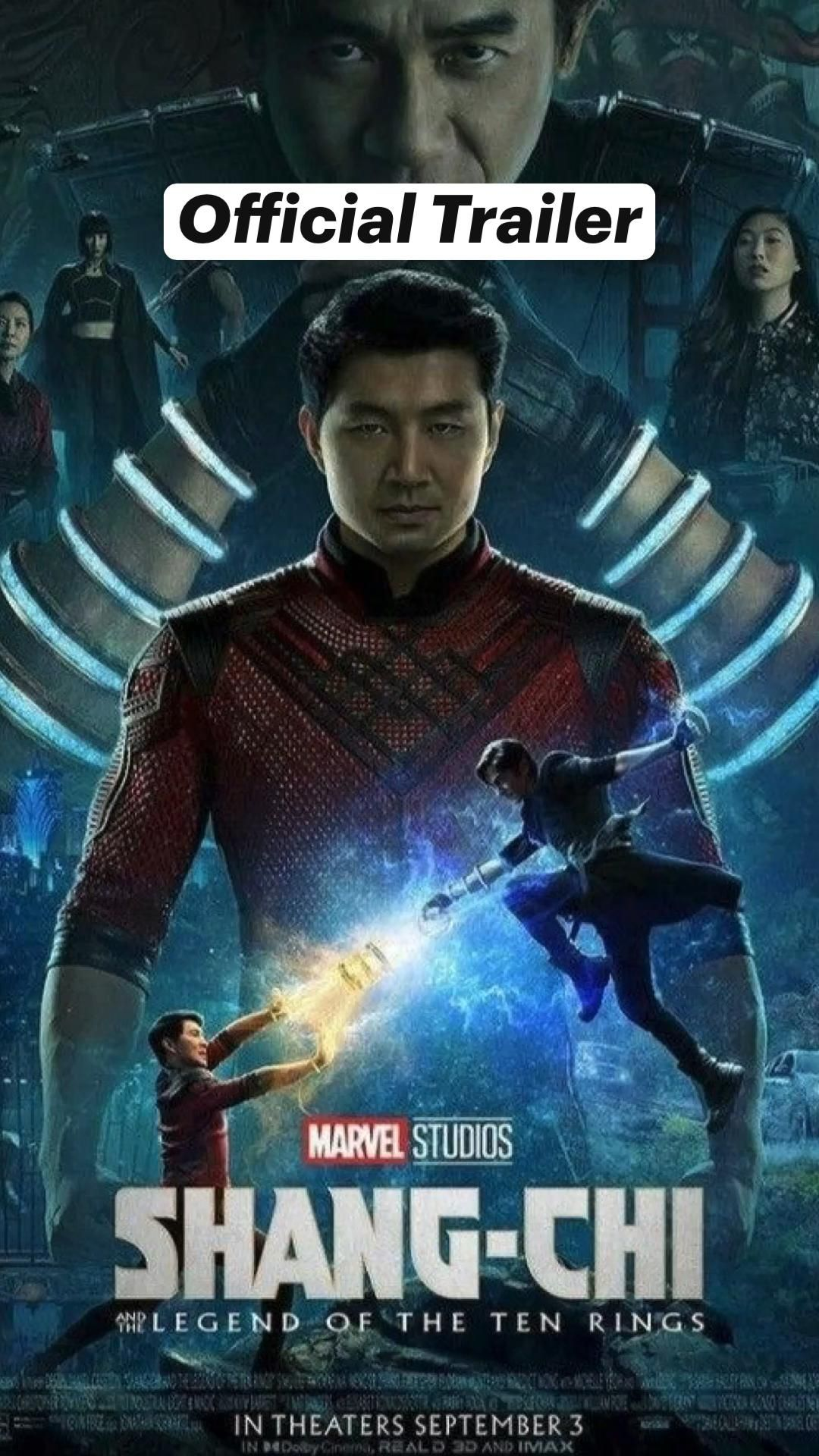 Shang Chi And The Legends Of The Ten Rings Pinterest
