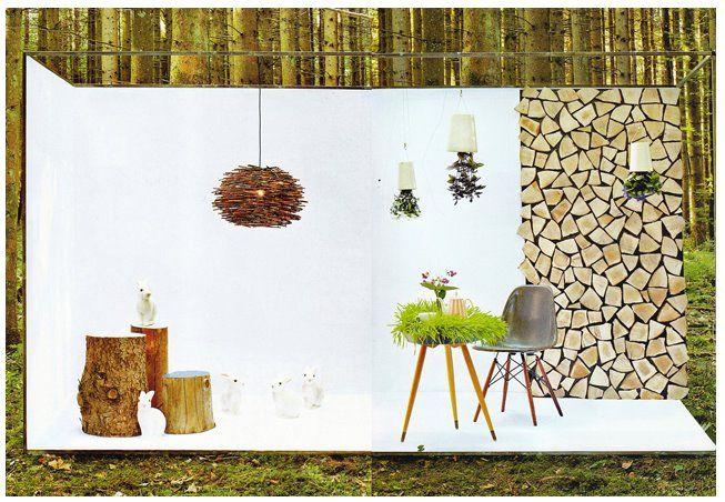Maceta colgante Sky Planter Recycled de Boskke con la lámpara de suspensión Nido de Faro Barcelona.  #boskke, #skyplanter, #maceta, #jardinera, #ecodesign, #eco, #sostenible, #flowerpot, #plantpot, #plantas, #flores, #topf, #pot. http://www.ottoyanna.com/ottoyanna/jardinera/380-maceta-colgante-sky-planter-recycled-de-boskke.html