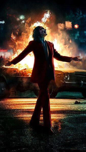 Joker Phoenix Costume