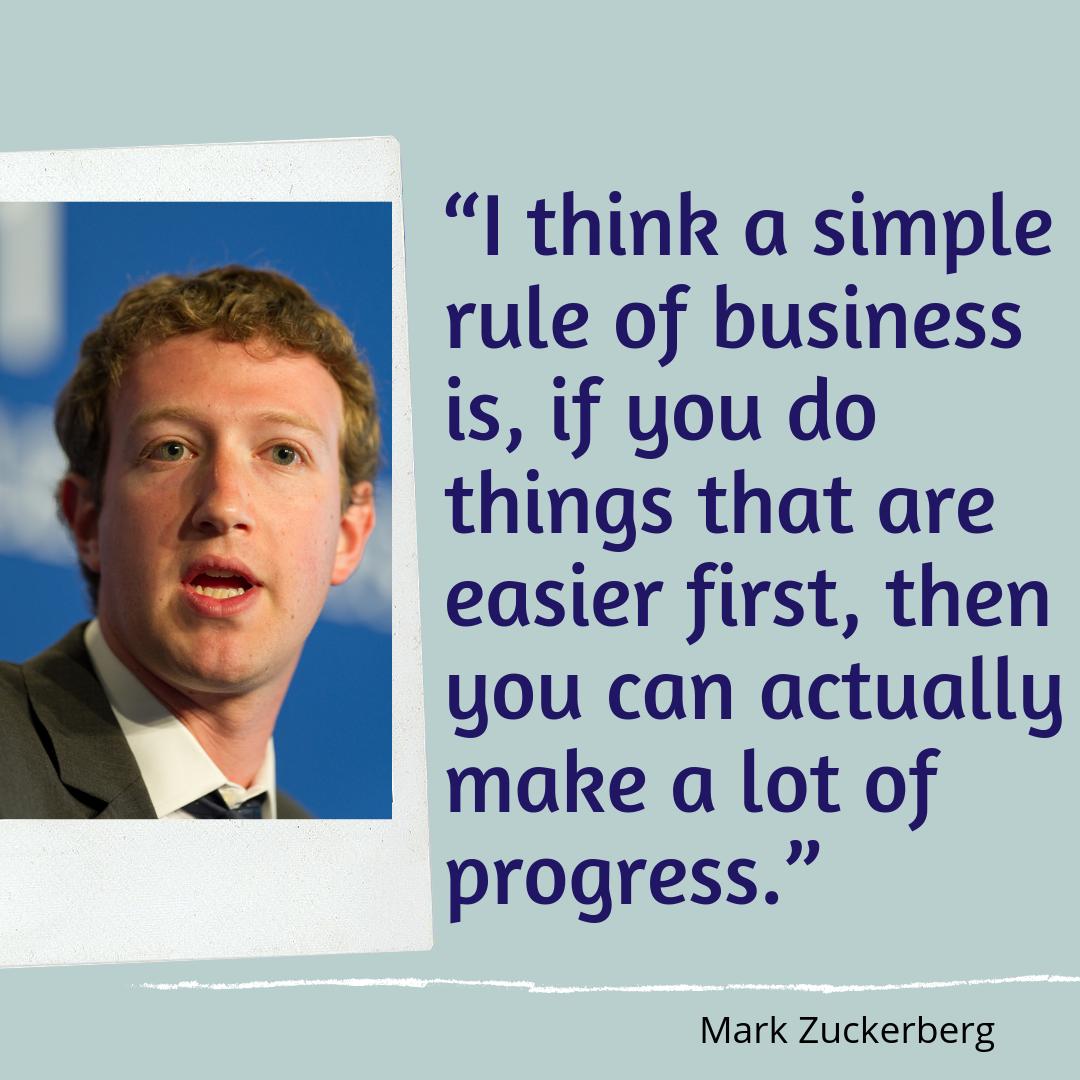 Mark Zuckerberg Saying Inspirationalquotes Quotes Quote Inspiration Inspirationalquote Quoteoftheday Mark Zuckerberg Inspirational Quotes My Idol Quotes