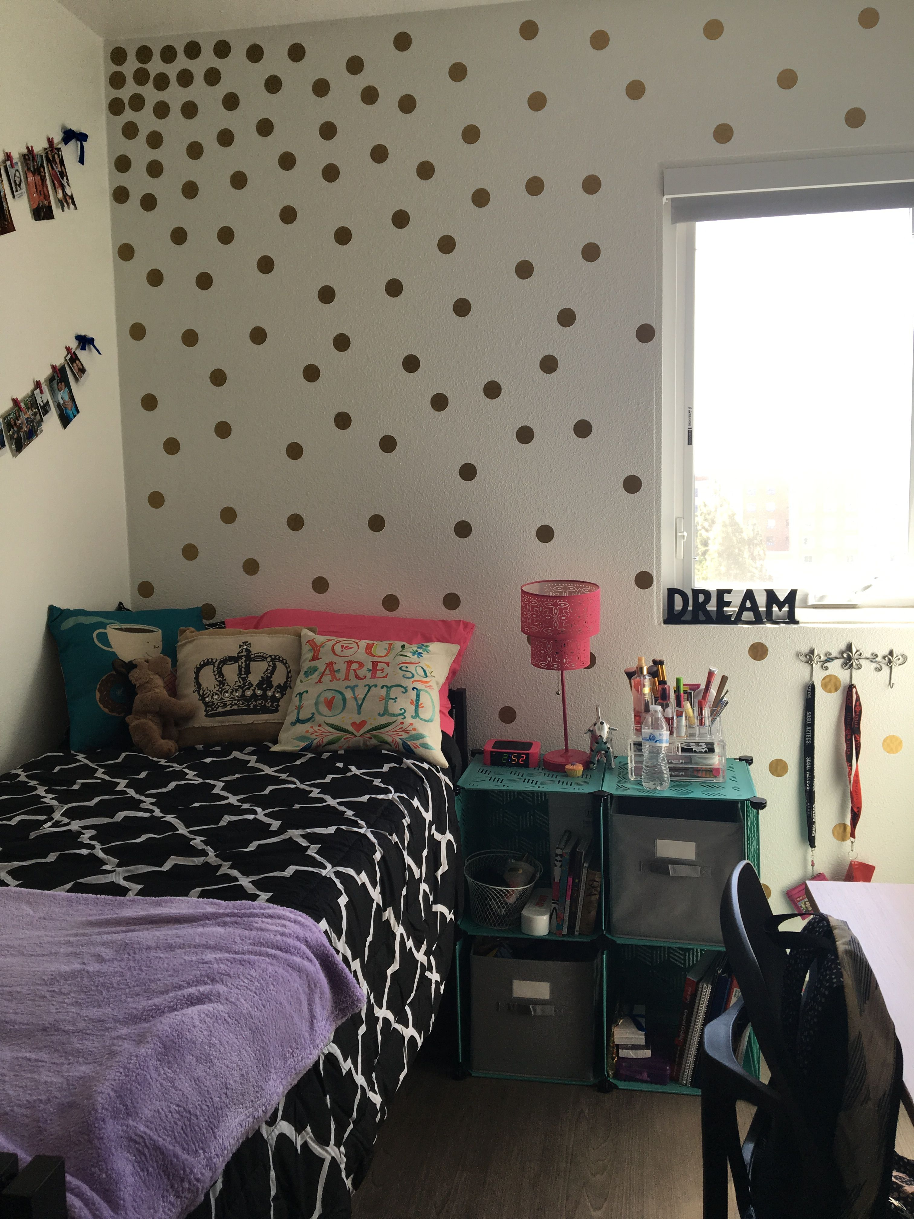 Room · Dorm Room, San Diego State University Part 60
