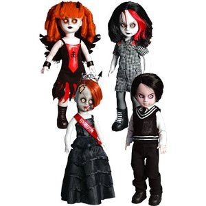 Scary Goth Living Dead Dolls