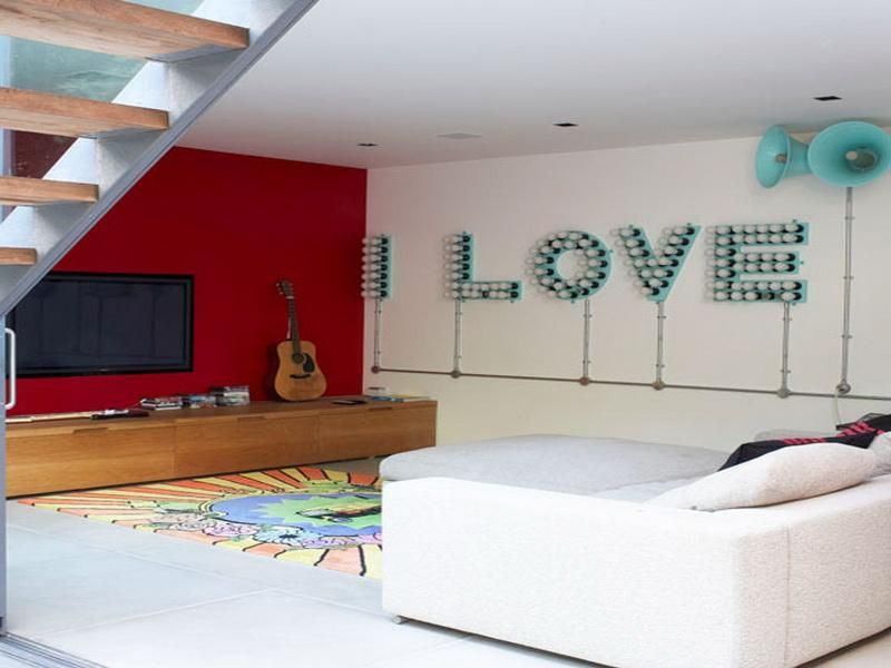 Basement Makeovers For Teenagers Beautiful Basement Decorating Ideas On A Budget Basement