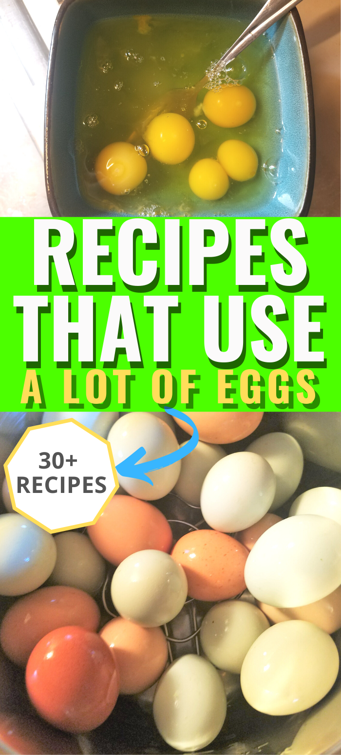 Recipes That Use A Lot Of Eggs - 33 Egg White Recipes ...