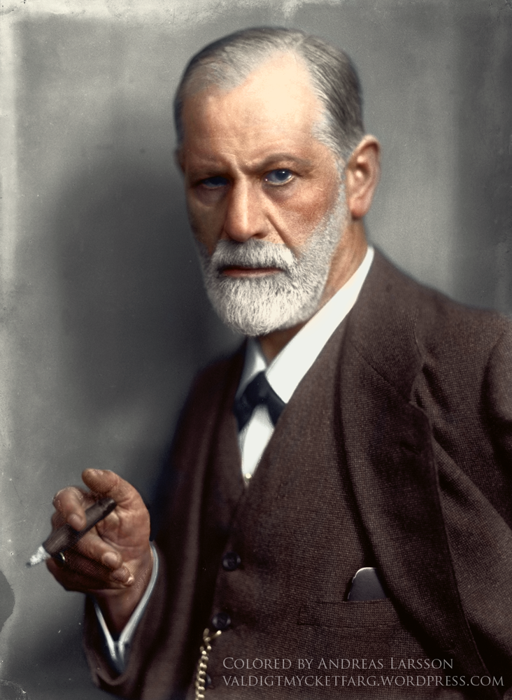 Sigmund Freud 1921 Sigmund Freud Retratos Psicoanalisis