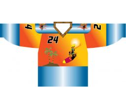 5622d7e13 Ice Hockey Jerseys Hawaiian