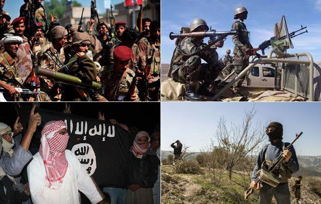 Terrorismo Cobra Fuerza En Medio Oriente: Al Qaeda Controló El Último Bastión Del Régimen Sirio