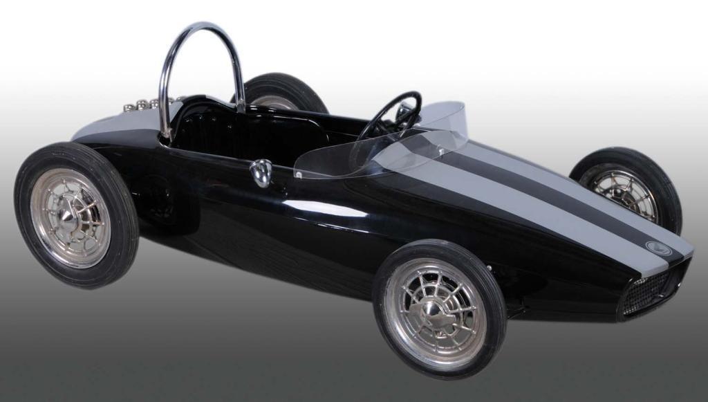Pressed Steel MFG Honda Racer Pedal Car. | transport :: kid ...