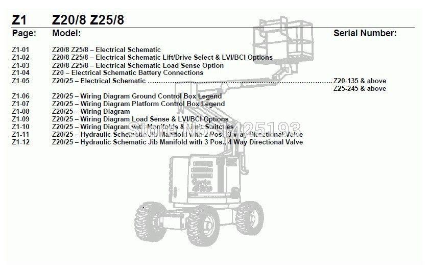 Genie Schematic Diagram Manual 2013 Auto Repair Repair Tools