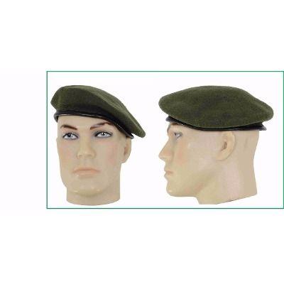 A Boina Francesa Original Lyon Militar Polícia Exercito possui as seguintes  características  Boina 100% Lã Virgem. Acabamento de couro. a534d7c4d15