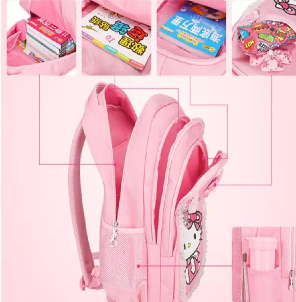 Hello Kitty Bags For Kindergarten Mum And Kids Will Love