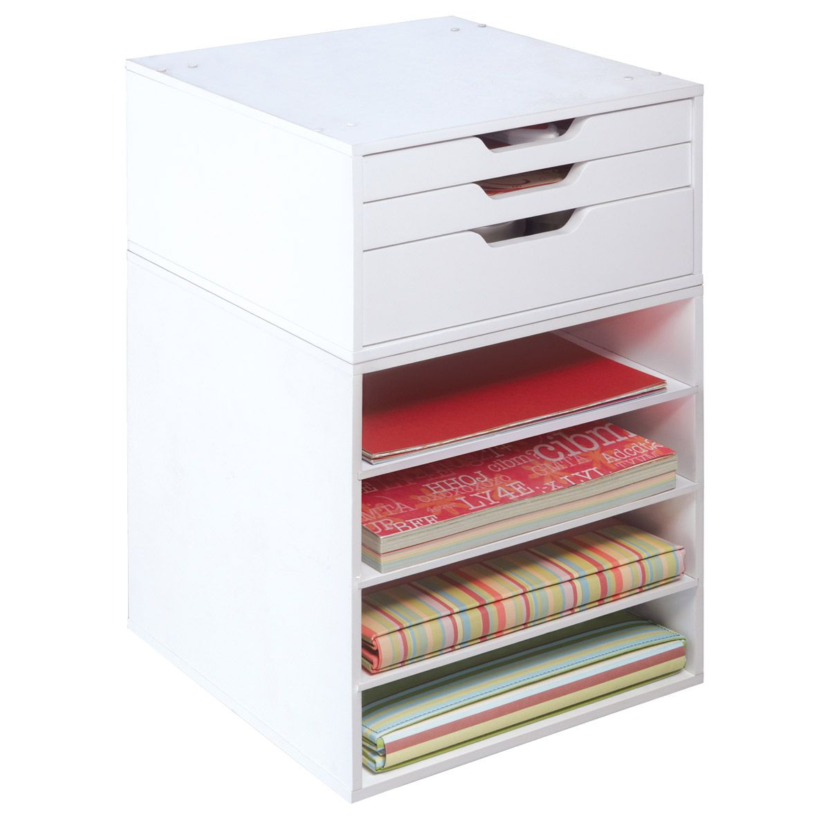 3 Drawer Organizer Cube From Michael S Is Great For