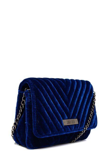 1138ea4f8 Bolsa Arezzo Tiracolo Pequena Mercato Sea Blue   Bolsa   Kate spade,  Fashion e Bags