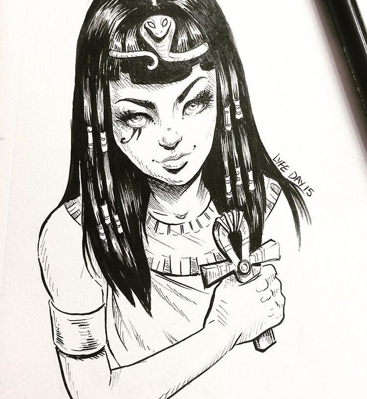 character sketch of cleopatra