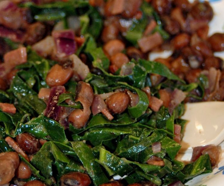 Superstitious New Year's Eats Blackeyed pea recipes, New