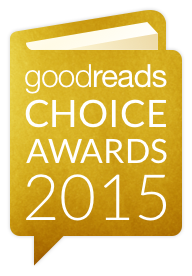 2015 Goodreads Choice Awards Best Fiction Books Goodreads Thriller Books