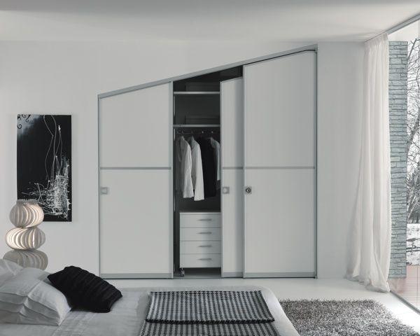 Cabine Armadio Originali : Zemma realizza porte e sistemi di chiusura dal design originali