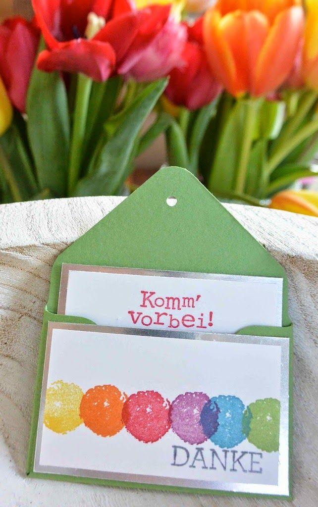 klikaklakas kreativer kram Farbenfrohe Basteleien zur Kommunion