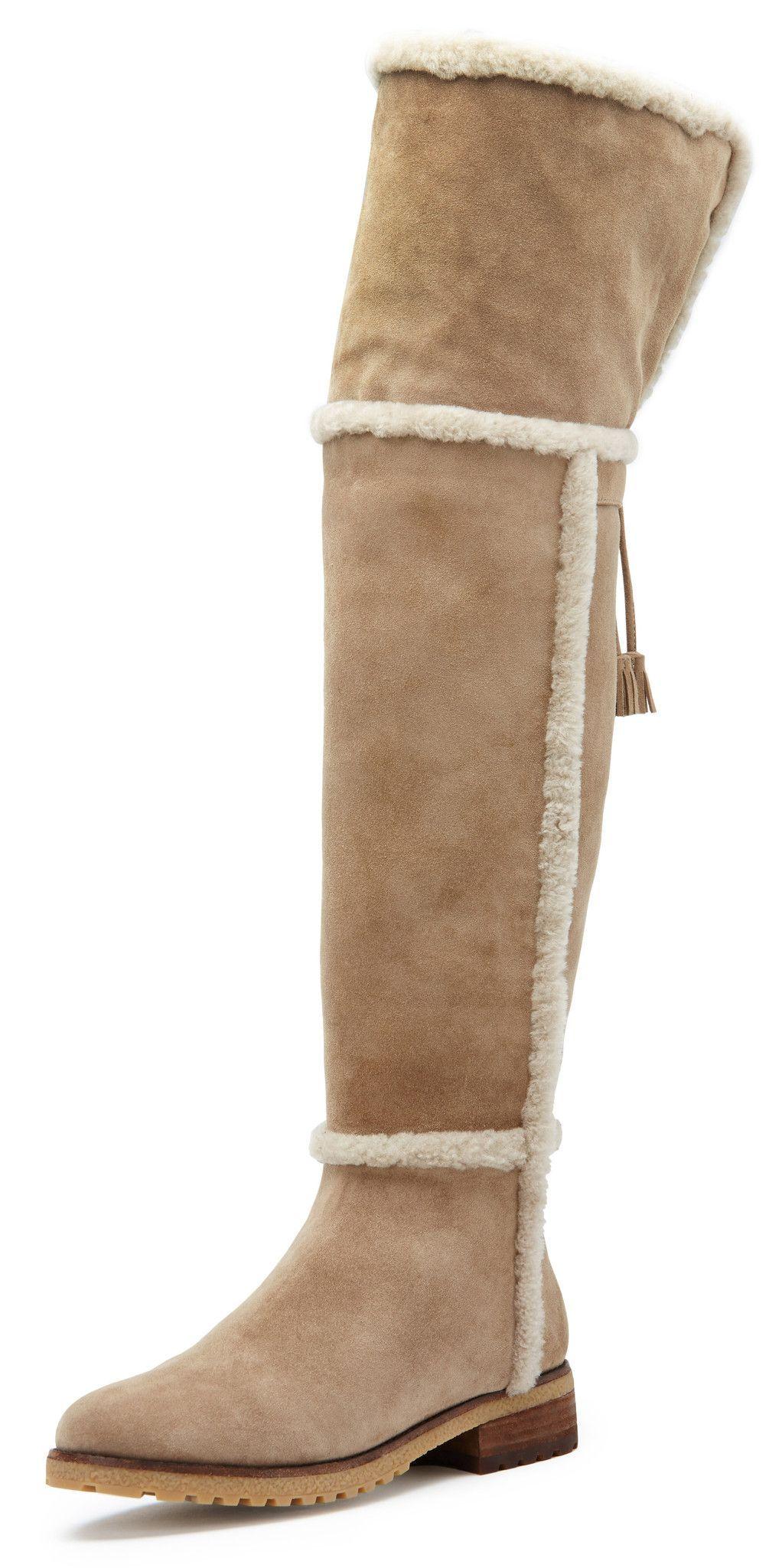 Frye - Tamara Over the Knee Boot