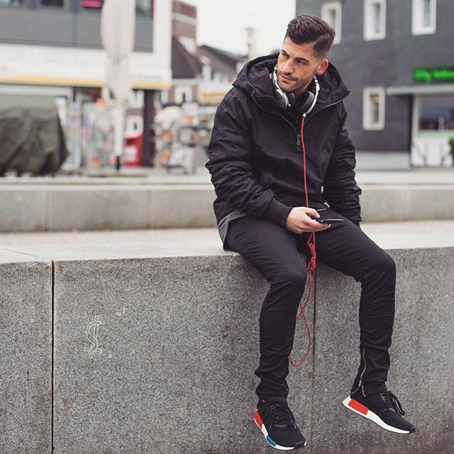 Fashion network, Adidas nmd outfit
