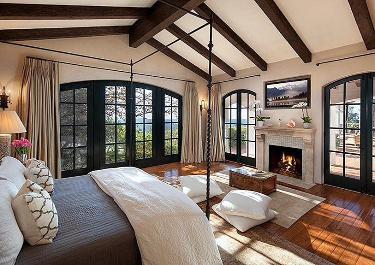 48 Spanish Style Homes From Some Country To Inspire You Spanish Simple Interior Design Ideas Master Bedroom Exterior Interior