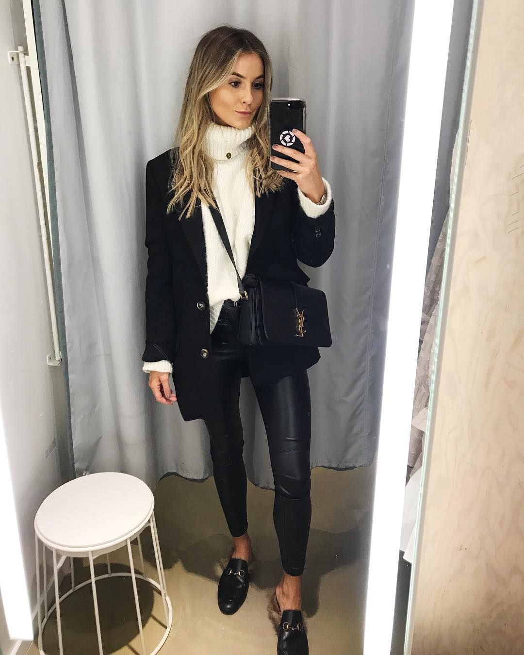"NADIA ANYA ⚡️ on Instagram: ""Rainy days = changing room selfies"