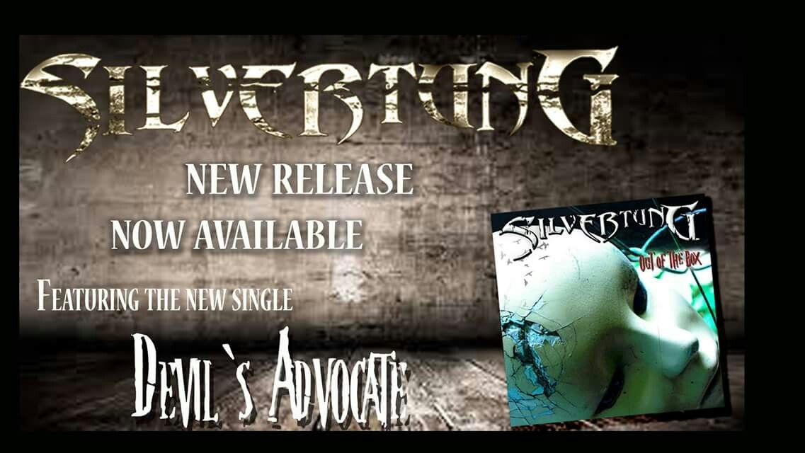 """Via Silvertung   Get your copy of """"out of the box""""today at the following sites and locations...  iTunes https://itunes.apple.com/…/a…/out-of-the-box-ep/id1106649291 Amazon https://www.amazon.com/Out-Box-Sil…/…/B01FJEAJ5W/ref=sr_1_1… Also available online at Spotify, and other online download retailers. ONLINE RETAILERS:  Best Buy http://www.bestbuy.com/site/out-of-the-box-cd/31582209.p… FYE http://www.fye.com/s/pro…/4606530/Silvertung-Out-of-the-Box…"""