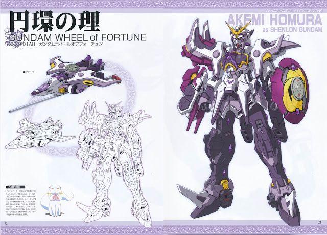 Magica Mobili ~ Gundam wing x madoka magica gundam kits collection news and