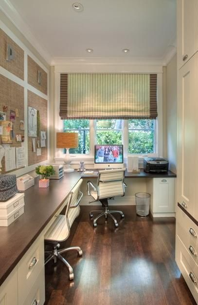 15 Small Home Office Designs Saving Energy Space And Creating Great Work Areas For Two Tiny Home Office Feminine Home Offices Home Office Design