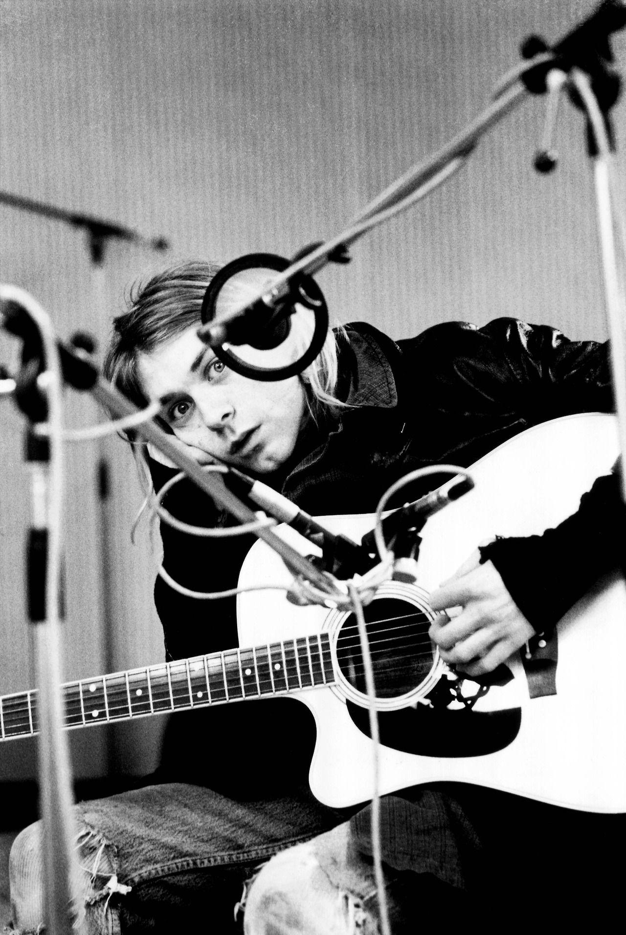 Kurt Kobain На пути к нирване