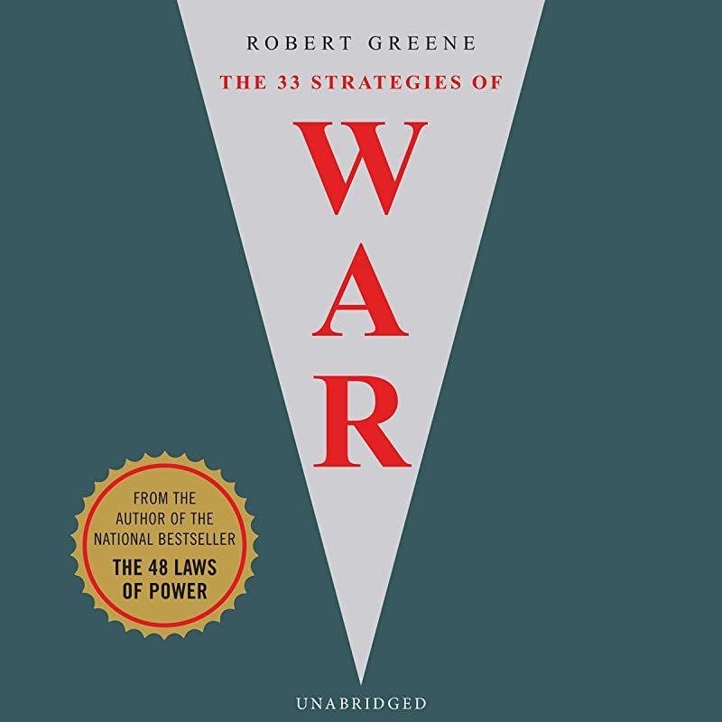 Free Download 33 Strategies Of War By 33 Strategies Of War Livre Audio Blog Litteraire Pdf Book