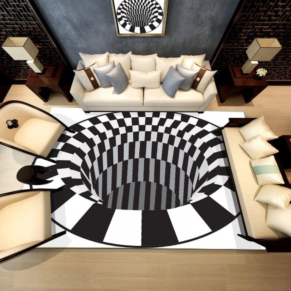 200 300cm 3d Printen Large Size Carpets For Living Room Ca